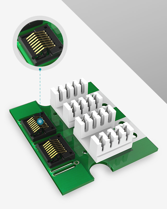 单口双口-网络接线盒