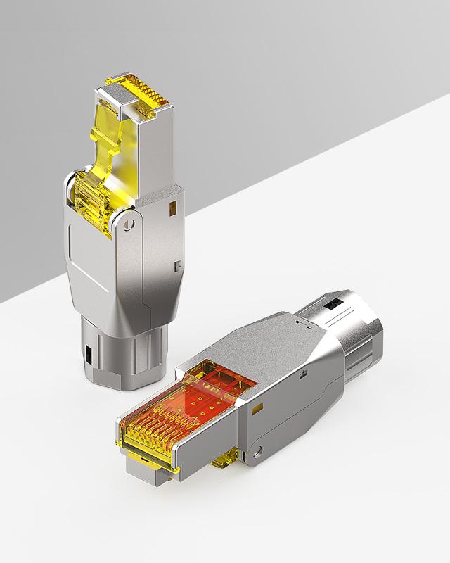 5G网络水晶头