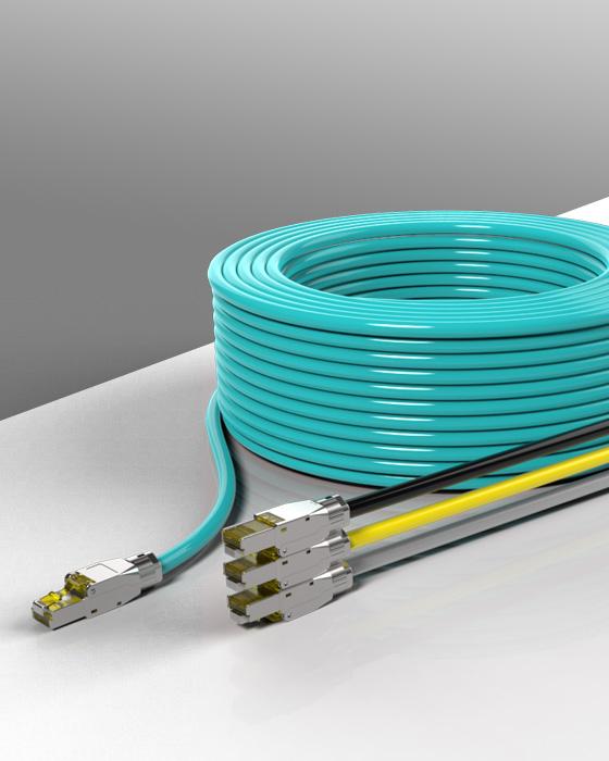 八类网线,高速网线